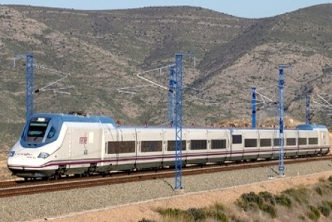 Valladolid – León high speed line opens