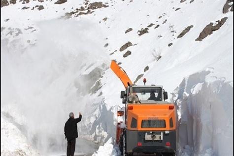 مسدود شدن راه ۸۰ روستای کرمانشاه
