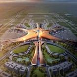 A sneak peek at Beijing's new airport