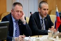 دیدار قائممقام وزیر راه و شهرسازی با وزیر توسعه اقتصادی و فناوری اسلوونی
