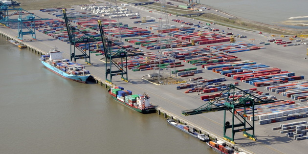 Port of Hull expands container connections with Antwerp