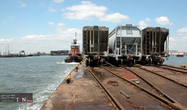 NY - NJ port authority approves ship - to - rail project
