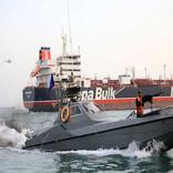 هماهنگی انگلیس با آمریکا در توقیف نفتکش حامل نفت ایران