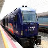 جابهجایی مسافر ادر خطوط ریلی آذربایجان افزایش یافت