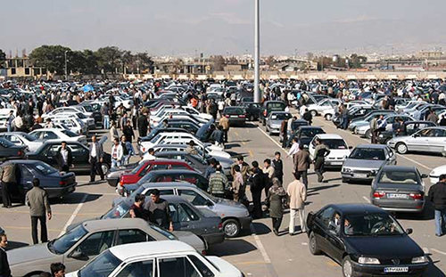 قیمت خودروهای پرتیراژ تا ۴ میلیون تومان کاهش یافت