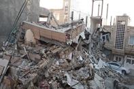 اولین تصاویر از زلزله غرب کشور