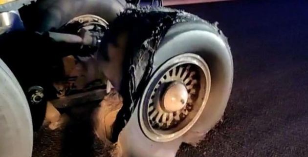 Air Canada Boeing 767 suffers engine stall during take-off from Madrid, Spain