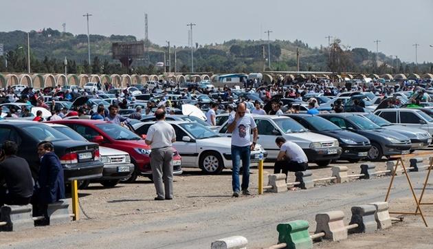 قیمت روز خودرو امروز ۲۵ اردیبهشت ۱۴۰۰