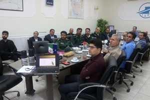 برگزاری نشست هماهنگی طرح اضطراری دوسالانه فرودگاه لامرد