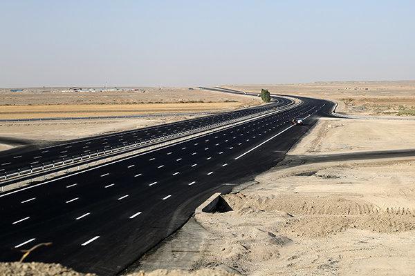 آخرین وضعیت بزرگراه های در حال ساخت در چهارگوشه استان فارس