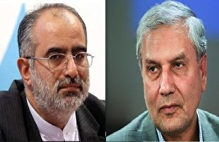 حسام الدین آشنا استعفا داد ربیعی جایگزین شد