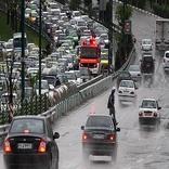 بارش باران در نواحی شمال کشور/ هوا تا روز شنبه همچنان سرد خواهد بود