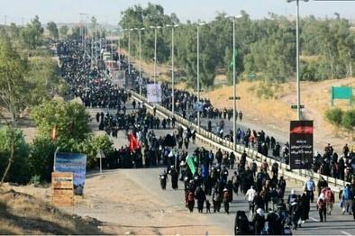 ورود ۱۱ هزار زائر اربعین از مرز خسروی به کشور