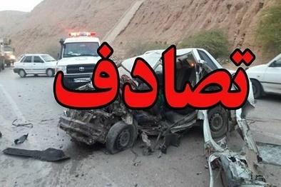 تصادف در محور کامیاران _کرمانشاه شش کشته و زخمی بر جا گذاشت