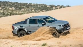 خودروی جدید «فورد» که انقلابی در نقشهخوانی آفرودیها ایجاد میکند