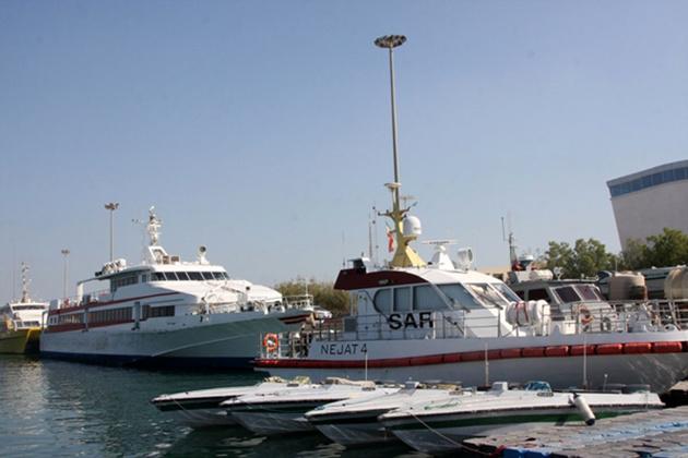 ناوگان گردشگری دریایی با توان تولید داخلی توسعه می یابد