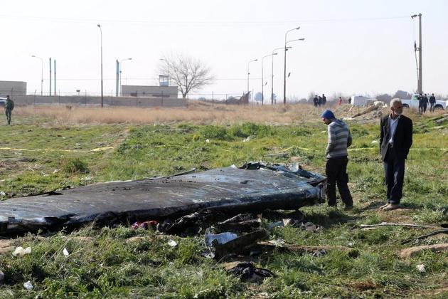 چرا بوئینگ اوکراینی برای پرواز یک ساعت تاخیر داشت؟