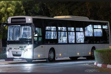 ۱۵ دستگاه اتوبوس درون شهری وارد چرخه حمل و نقل بندرعباس شد