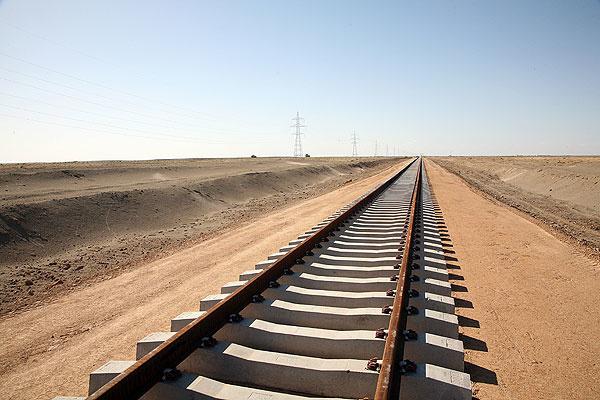 پیشرفت فیزیکی  زیرسازی راهآهن کرمانشاه ـ اسلامآباد غرب ۶۵ درصدی