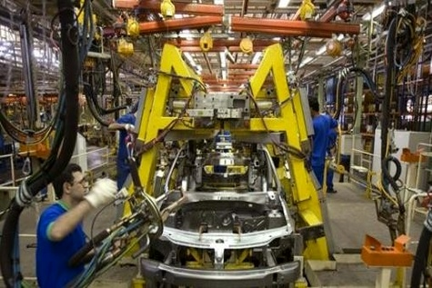 German Auto Firms Need Russia