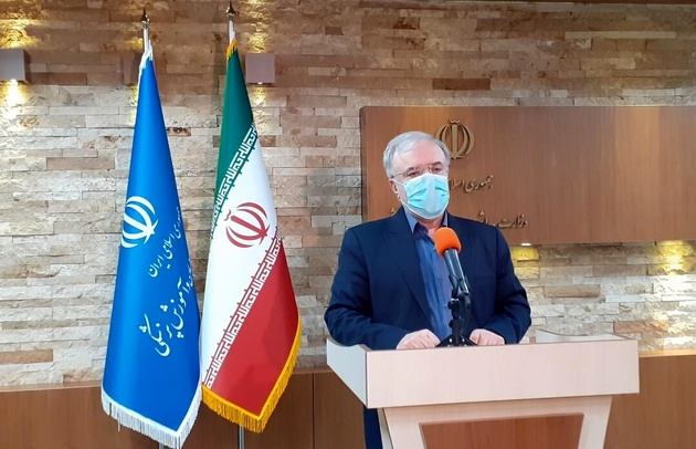 انجام اولین تزریق انسانی واکسن ایرانی کرونا