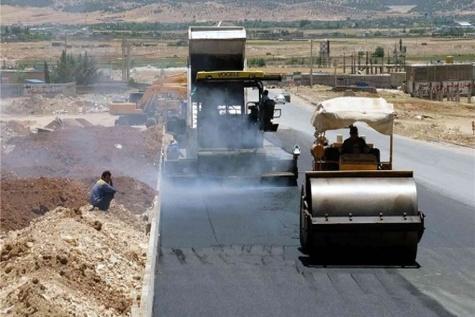 طرح تعریض جاده سیاه منصور دزفول آغاز شد