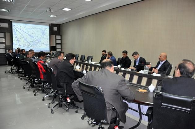 تدوین سند راهبردی سوانح هوایی در محدوده خارج فرودگاه اصفهان