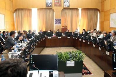 بررسی طرح اصلاح ماده ۱۰۰ قانون شهرداریها در کمیسیون عمران