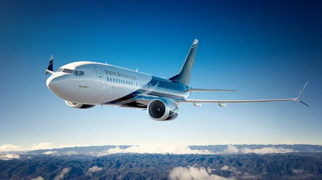 Boeing Business Jets Grows Order Book With New Sales