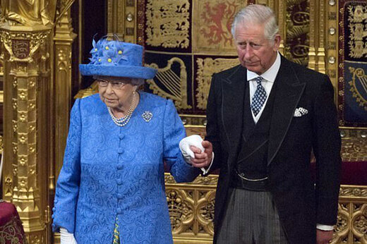 ملکه انگلیس هم به کرونا مبتلا شد