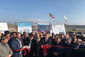 به روز رسانی|افتتاح پروژههای جادهای در استان اردبیل/ بزرگراه رضی-امیرکندی افتتاح شد