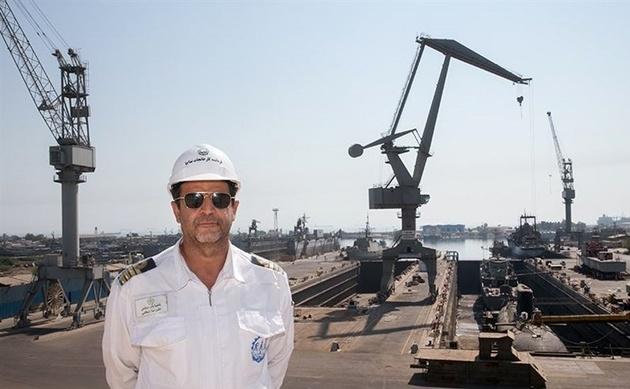 نیروی دریایی ارتش در تولید تجهیزات خودکفاست
