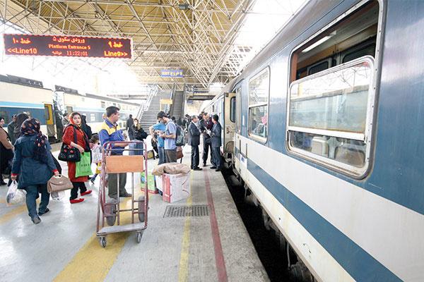 افزایش 4.7 درصدی جابهجایی مسافران در راهآهن خراسان