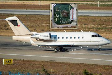 حافظه FDR هواپیمای سانحه دیده ترکیه ای پیدا شد